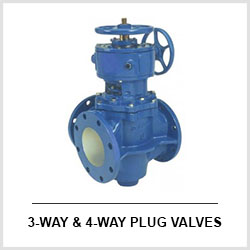 3 WAY PLUG VALVES PRODUCT
