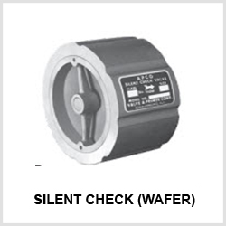 APCO SILENT CHECK WAFER PRODUCT