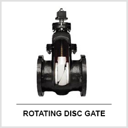 Rotating Disc AWWA Gate Valves