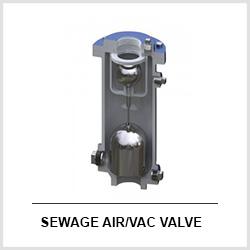 SEWAGE AIR VAC