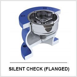 SILENT CHECK FLANGED PRODUCTS