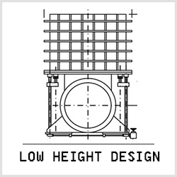 LOW HEIGHT DESIGN kgv